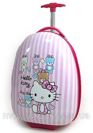 Детский чемодан дорожный на колесах «Josef Otten» «Хелло Китти» Hello Kitty-14, 520477, фото 2