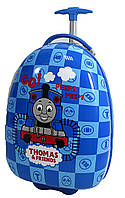 Детский чемодан дорожный на колесах «Josef Otten» «Паровозик Томас», 520480
