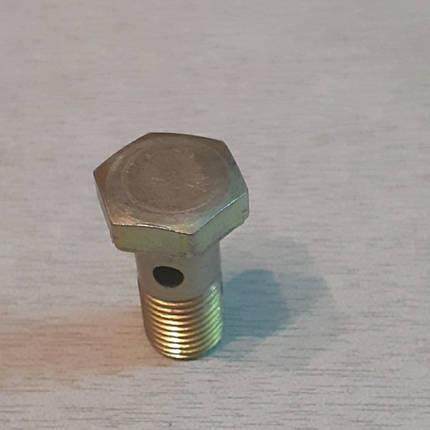 Штуцер топливного насоса R175, R180, фото 2