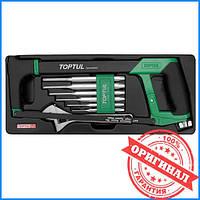Набор инструмента, Ножовка по металлу,   TOPTUL GCAT0801