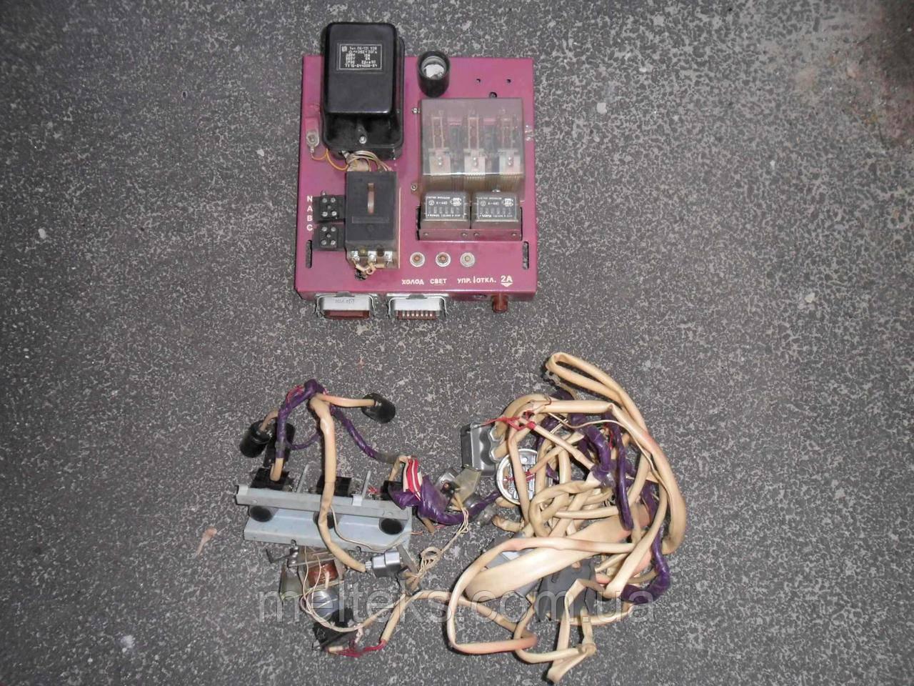 Щит электрический с проводкой для АТ-101, АТ-115