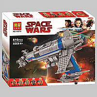"""Конструктор Bela 10914 (Аналог Lego Star Wars 75188) """"Бомбардировщик сопротивления"""" 810 деталей, фото 1"""