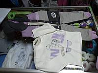 Костюм детский для девочки тройка с жилеткой р.68 - 86