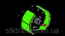 Тормозная колодка (металл) Mam [Б/У] - 81502007260