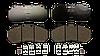 Тормозные колодки к-кт Renault Magnum AE390/430/470 (7/95-5/00), Premium - 290900090100
