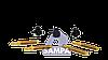 Комплект фиксаторов на фару RENAULT MAGNUM АЕ E2 - DP-RE-080-2