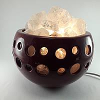 Соляная Лампа Чаша, фото 1