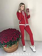 Костюм женский спортивный тёплый в расцветках 51536, фото 1