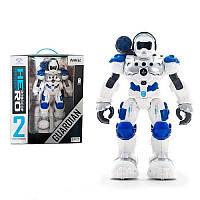 Игрушечный робот полицейский на радиоуправлении 8088 Белый