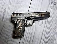 Пластиковая форма -  Пистолет