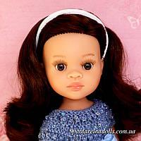 Ободок белый для кукол