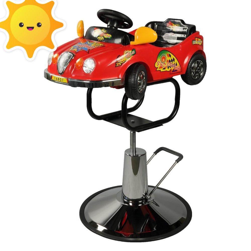 Парикмахерское детское кресло-машинка для стрижки ZD2101