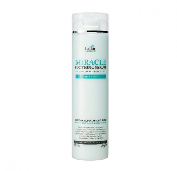 Ультразволожуюча сироватка для волосся La'dor Miracle Soothing Serum 250 г (8809500811305)