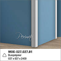 Уголок дюрополимер 2400х27х27мм Perimeter MOC-027.027.01