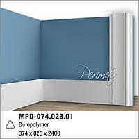 Наличник дюрополимер 2400х74х23мм Perimeter MPD-074.023.01