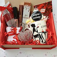 Подарок на 8 марта. Подарочный набор для девушки, подружки, сестры, дочки, жены, внучки, одноклассницы.
