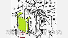 Интеркулер DAF XF95 [Б/У] - 1327673