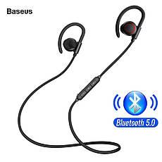 Беспроводные наушники (гарнитура) Baseus Encok S17 IPX5 Black, фото 2