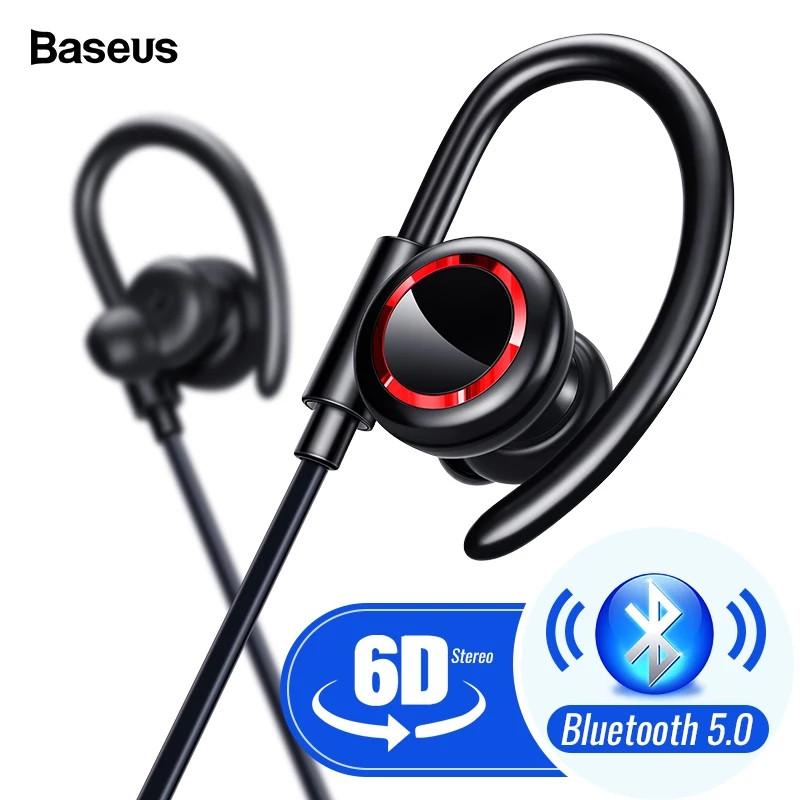 Беспроводные наушники (гарнитура) Baseus Encok S17 IPX5 Black