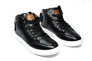 Зимние ботинки (на меху) мужские Vintage (реплика) .[44] 18-107