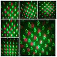 🎄Лазерный проектор Диско LASER 2in1, Mini Laser Stage Lighting с триногой/ микс фигур~елки, снежинки, звезды, фото 2