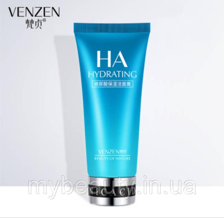 Пенка для умывания Venzen HA Hydrating 100 g