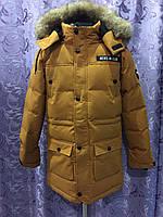 Зимняя куртка для мальчика 170 см