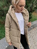 Зимняя женская куртка-пуховик А9258 (оплата 100%)