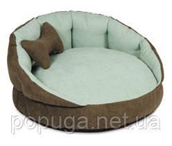Лежак для собак «Шарм» 54*54*27 см
