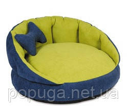 Лежак для собак «Шарм 2» 63*63*30 см