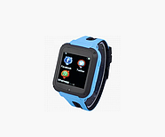 Детские Смарт часы  GiDi Blue Умные часы для детей синие, фото 3