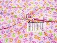 Тёплая 120*75 байковая фланелевая баевая детская пелёнка фланель байка для новорожденных малышей 3307 Розовый