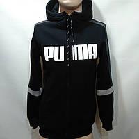 Мужская кофта теплая Puma / пума / флис, фото 1