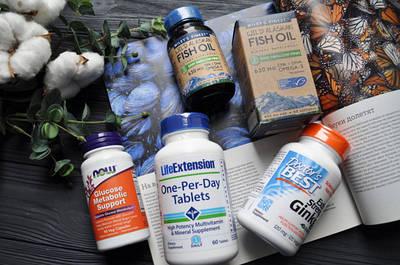 Органические витамины минералы натуральные препараты травы из США