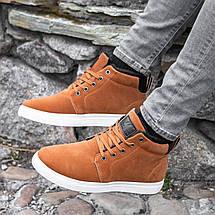 Мужские зимние кроссовки на меху, фото 3
