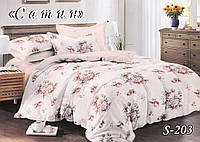 Комплект постельного белья Тет-А-Тет двуспальное  S-203
