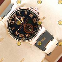 Часы Ulysse Nardin Lelocle Suisse Gold/Black