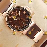 Часы Ulysse Nardin Lelocle Suisse Gold/Brown