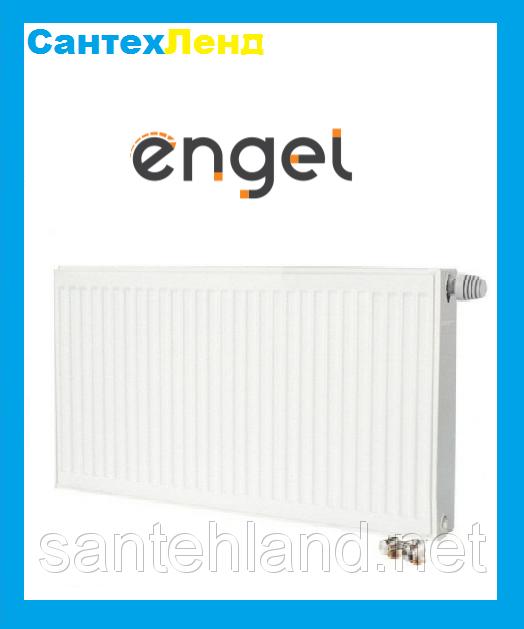Стальной радиатор Engel 22 тип 500*800 нижнее подключение