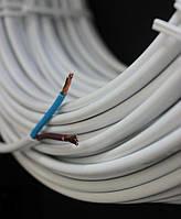 Провід ШВВП 2*2,5  Світязь кабель плоський 2 на 2,5 мм. кв. ГОСТ ДСТУ