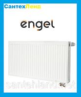 Стальной радиатор Engel 22 тип 500*700 нижнее подключение
