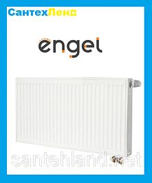 Стальные радиаторы ENGEL (нижние подключение)