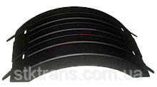 Кришка крила заднього [кругла] VOLVO FH, FM Euro5, RENAULT DXI, 240MM