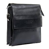 Сумка Мужская Планшет иск-кожа DR. BOND GL 308-0 black.Купить сумки мужские оптом дёшево в Украине., фото 1