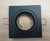 Встраиваемый светильник Feron DL6300 квадрат черный