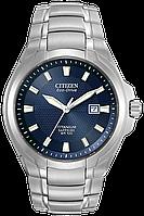 Часы Citizen Eco-Drive BM7170-53L Sapphire Super Titanium E111