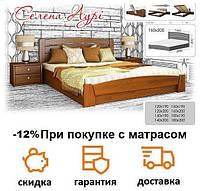 Кровать Селена Аури с подъемный механизмом фабрика Эстелла