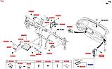 Сендер брелок ключа зажигания киа Соренто 3, KIA Sorento 2015-18 UM, 95440c5100, фото 3
