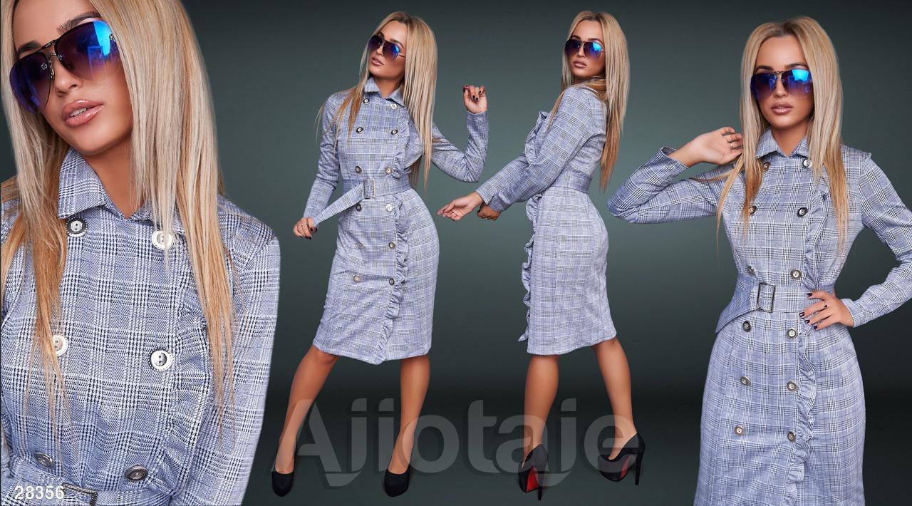 Платье / трикотаж / Украина 15-691