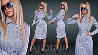 Платье / трикотаж / Украина 15-691, фото 1